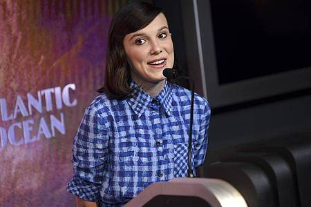 Millie Bobby Brown liebt die Musik von Amy Winehouse. Foto: Evan Agostini/Invision/AP/dpa