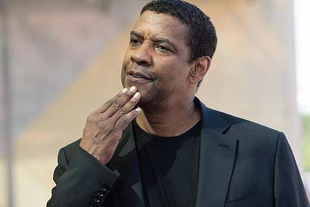 Denzel Washington gibt den Macbeth. Foto: Lisa Ducret/dpa